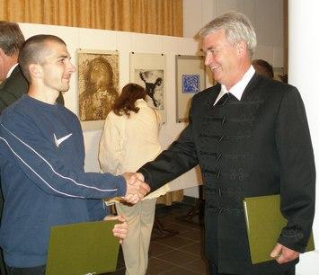 Wagner Nándor díj átadása