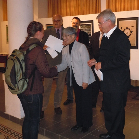 Wagner Nándor Prize 2011